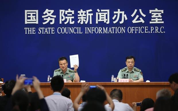 China, petrolul si securitatea