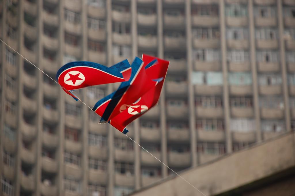 Steaguri Coreea de Nord