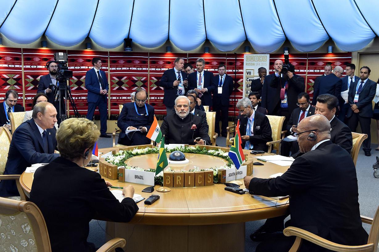 Summitul BRICS din Ufa, Rusia