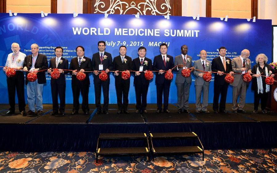Summitul Mondial al Medicinei din Macao