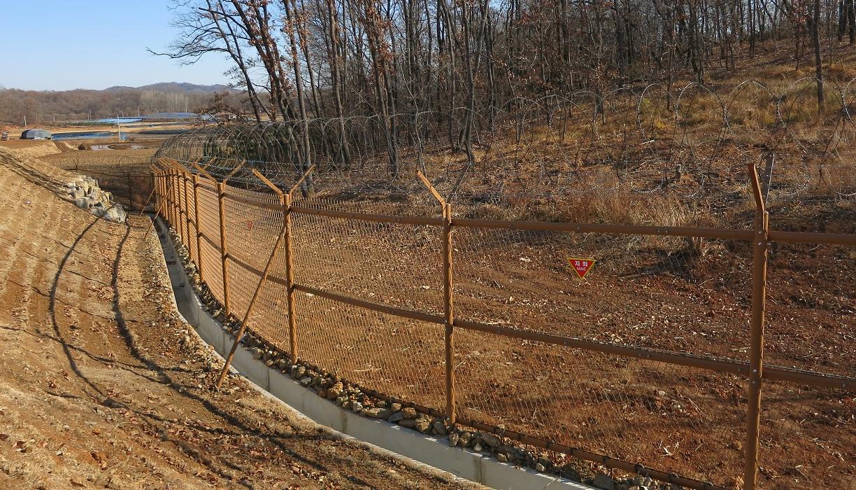 Zona demilitarizată din Peninsula Coreeană