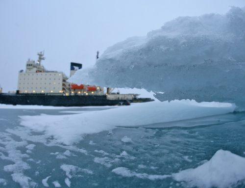 China și Drumul Polar al Mătăsii
