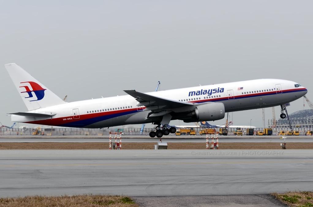 Avionul dispărut al Malaysia Airlines
