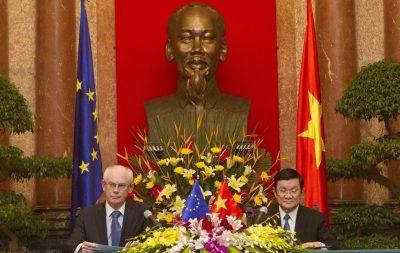 UE și Vietnam vor semna un acord de liber schimb