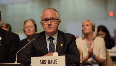 Malcolm Turnbull a devenit noul prim-ministru al Australiei.
