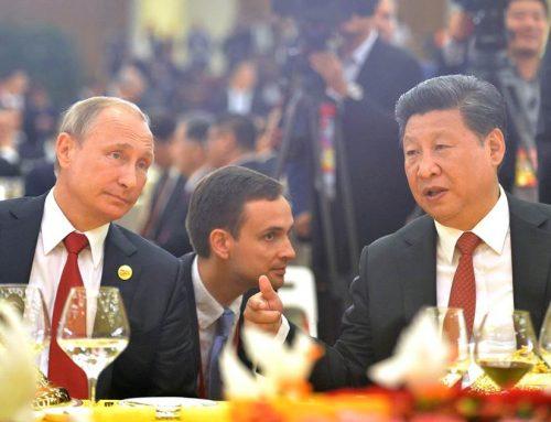 Actori noi în vechiul Mare Joc din Asia Centrală
