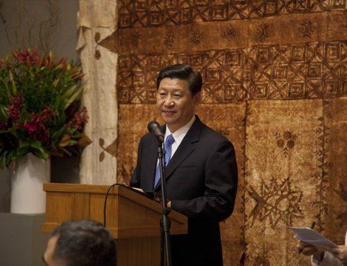 Noua eră a Chinei: Xi Jinping și modificarea Constituției