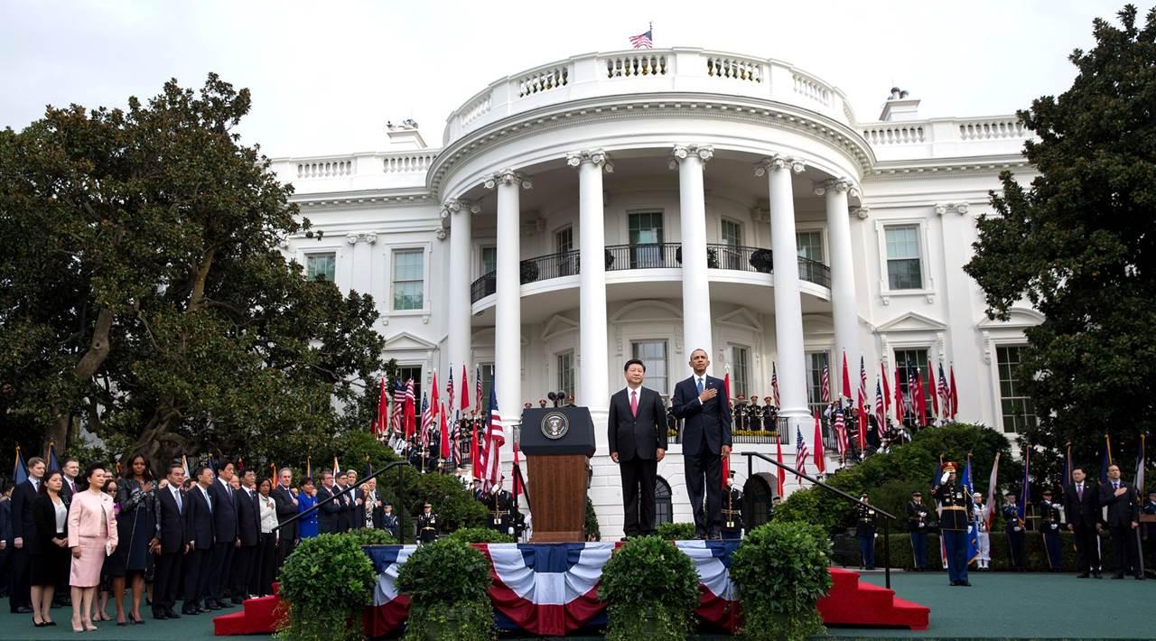 Vizita lui Xi Jinping in SUA