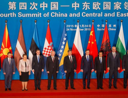 Central and Eastern Europe Is Not in Bed With China