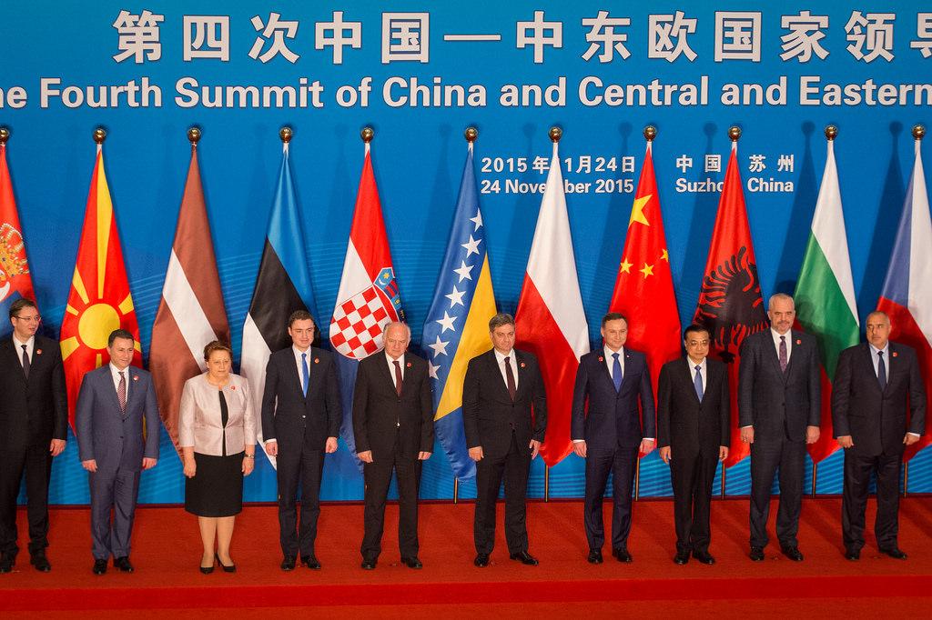 2015 China-CEE Summit