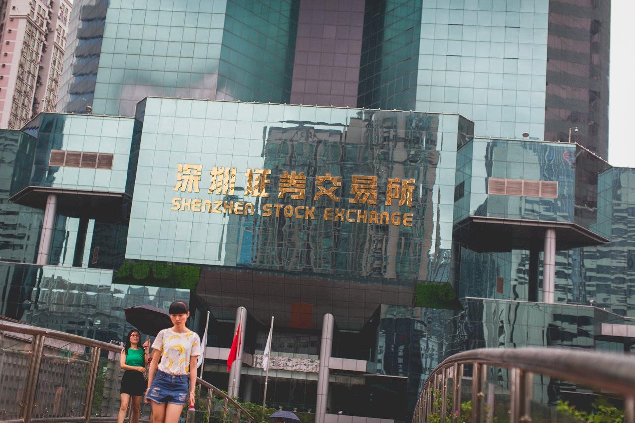 Bursa de valori din Shenzhen