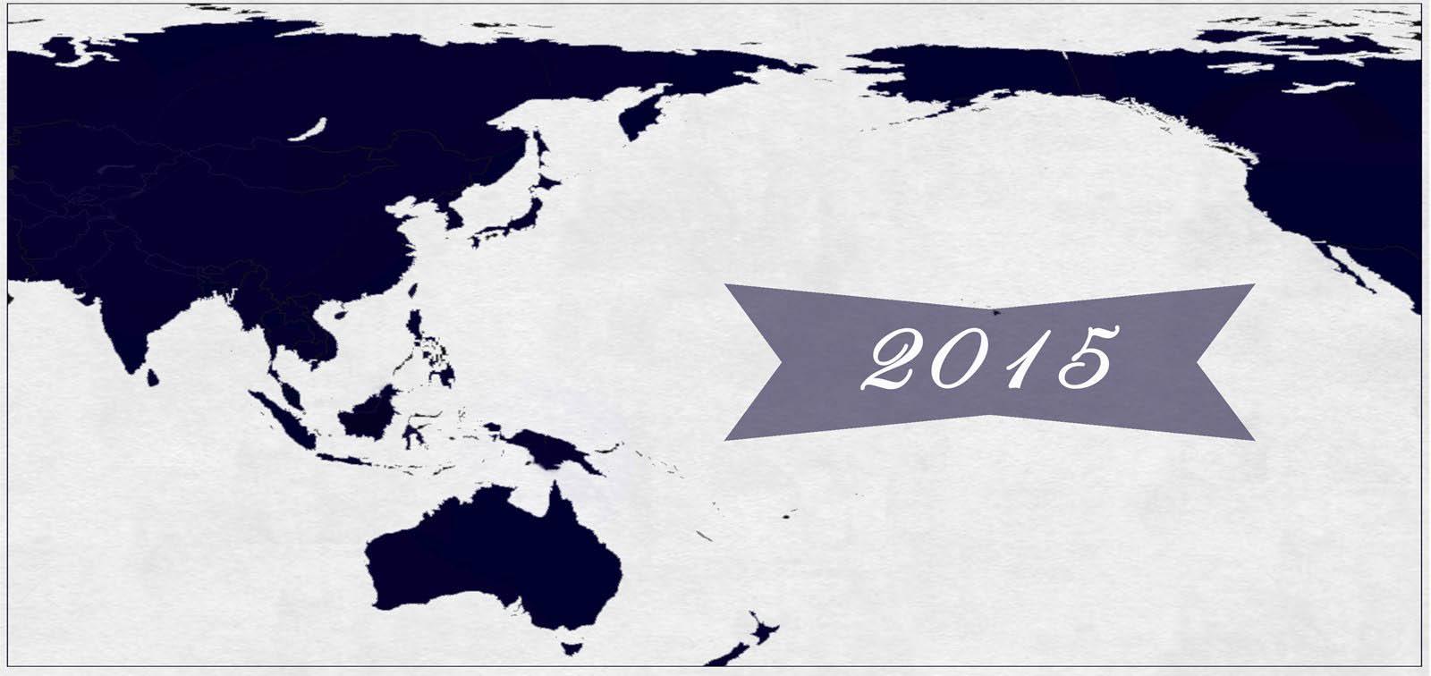 Retrospectiva Asia-Pacific 2015
