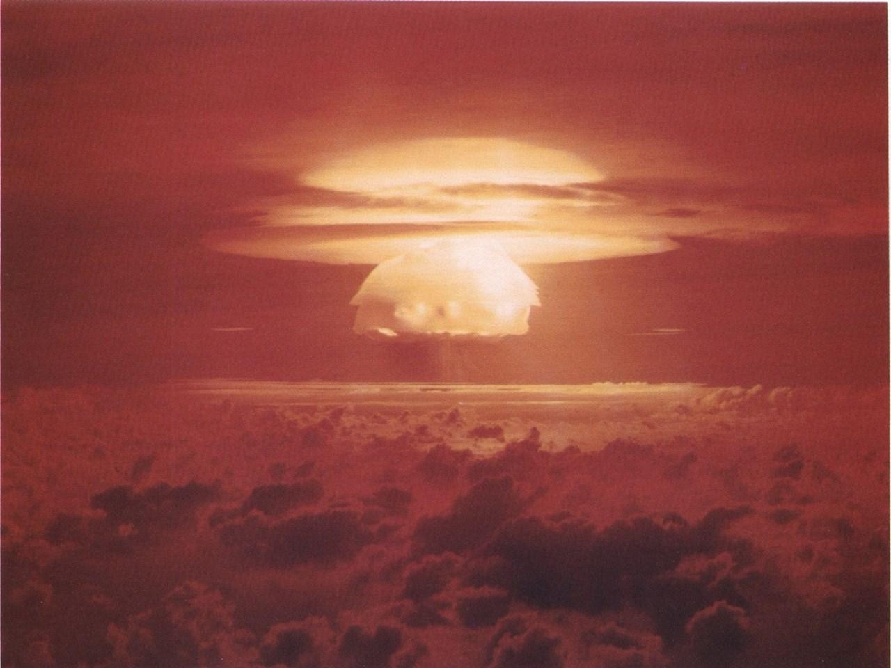 Testul nuclear Castle Bravo