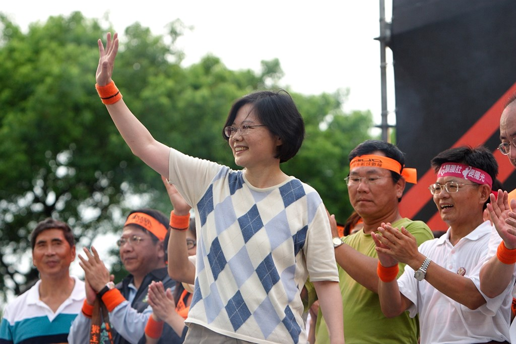 Tsai Ing-wen, președinta Taiwanului