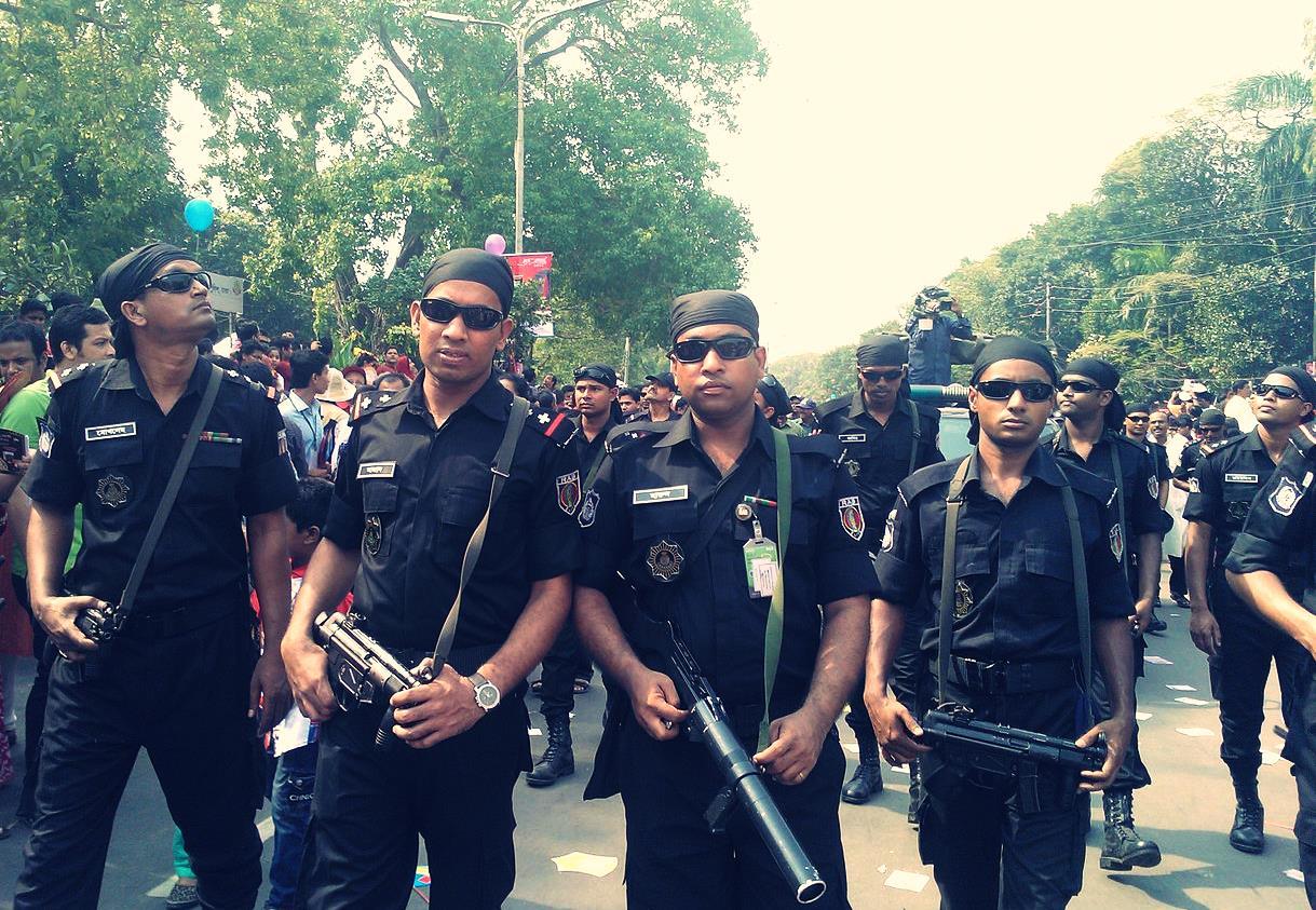 Batalionul de Actiune Rapida din Bangladesh