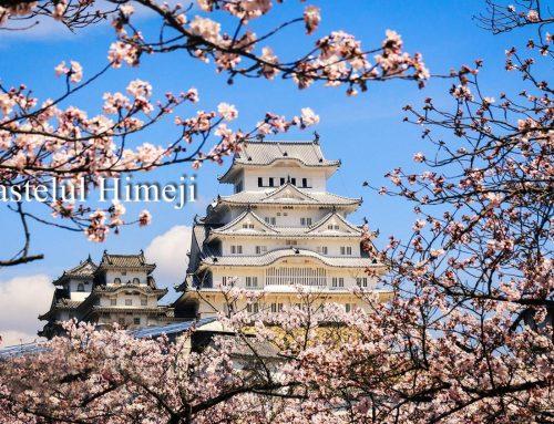 Castelele magice ale Japoniei