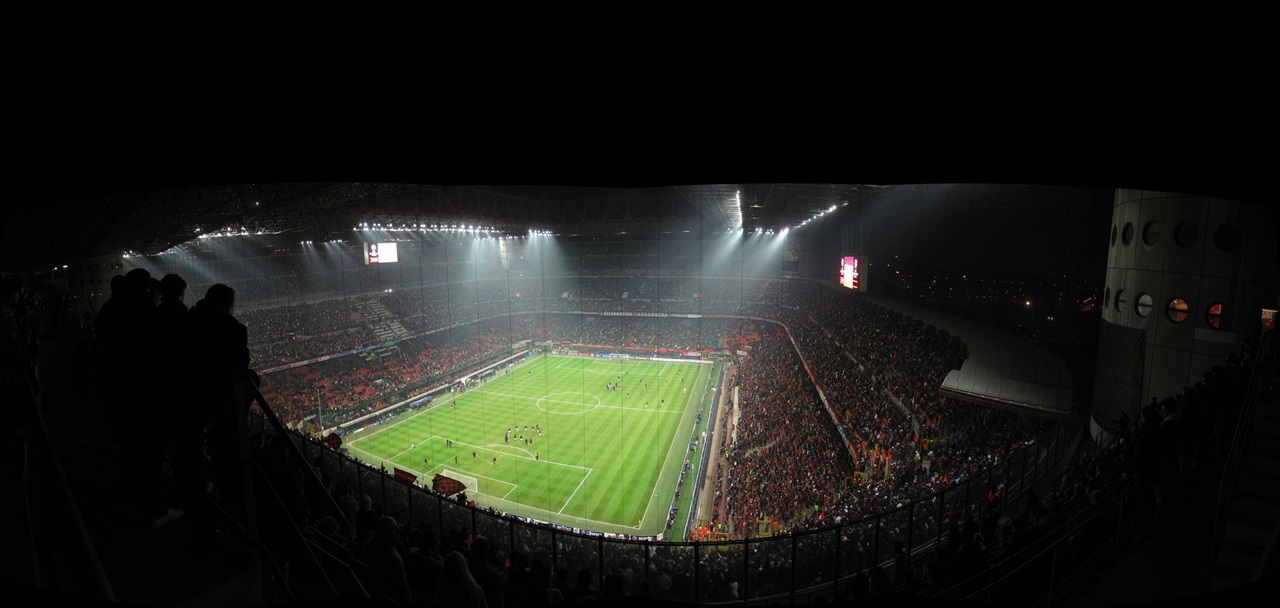 Stadionul San Siro din Milano
