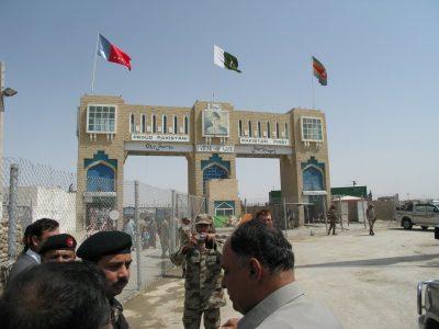 Granița dintre Afganistan și Pakistan