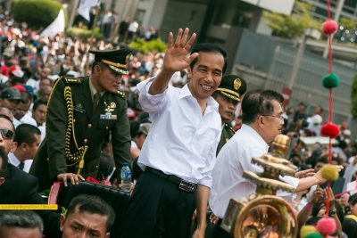 Joko Widodo, președintele Indoneziei