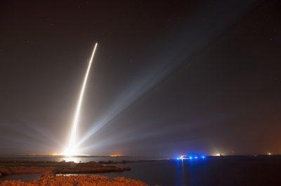 Lansarea unui satelit