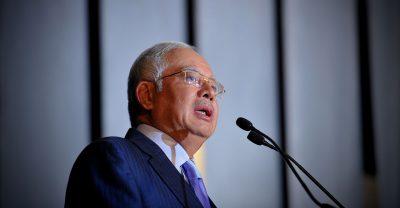 Prim-ministrul Malaysiei, Najib Razak