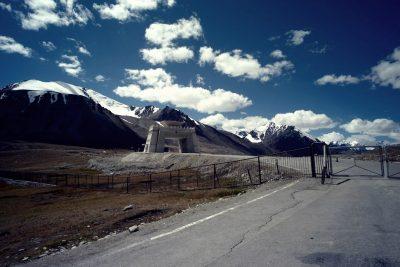 Punct de trecere granița China-Pakistan
