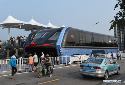Transit Elevated Bus, Hebei