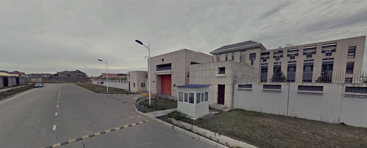 Ambasada Republicii Populare Chineze în Bishkek