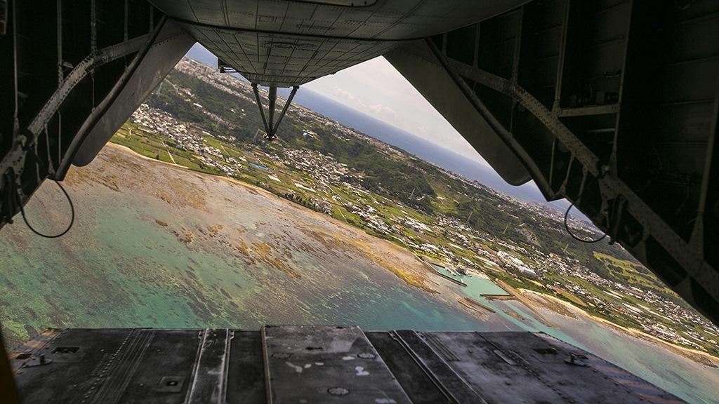 Vedere catre Okinawa