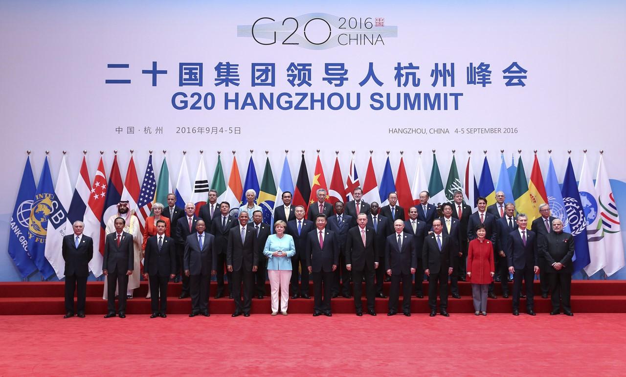 Liderii G20, Hangzhou, 2016