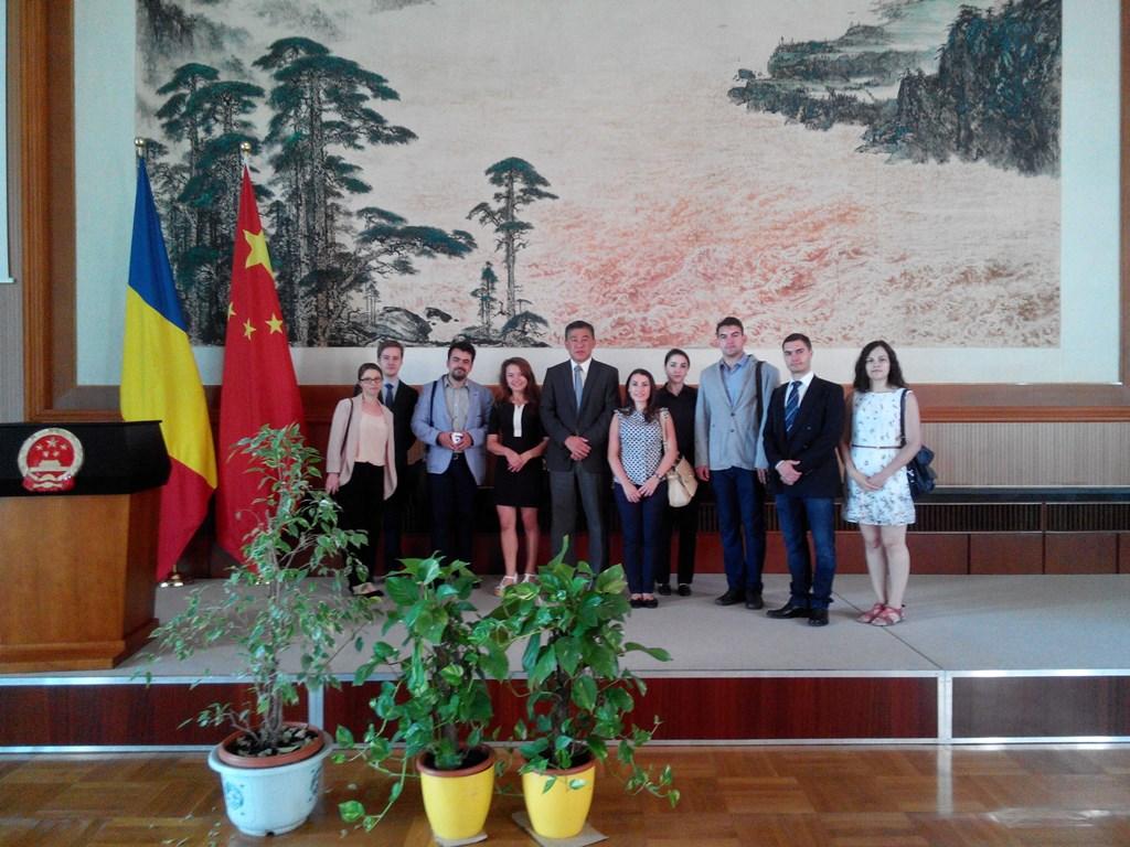 Vizita RISAP Ambasada Chinei