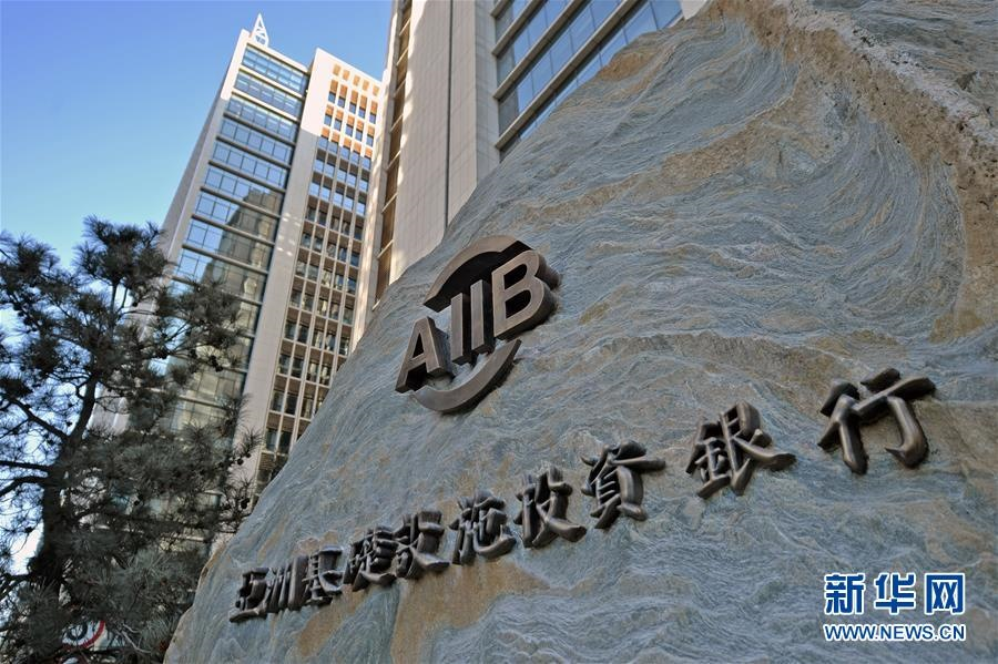 Siglă AIIB