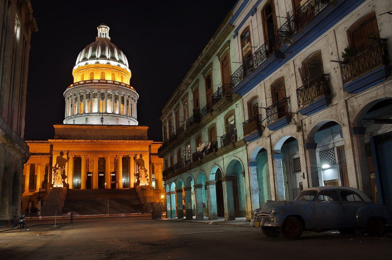 Capitoliu din Havana, Cuba