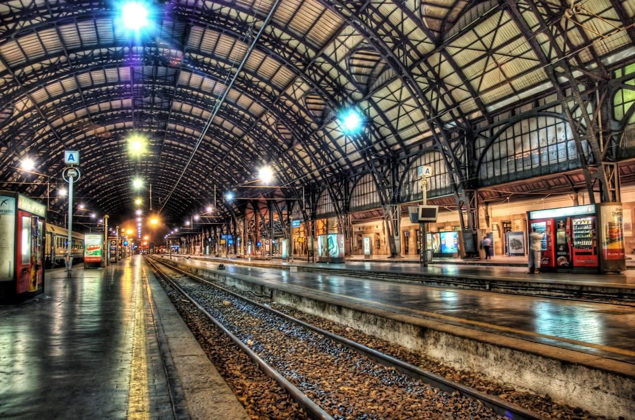 Gară Milano