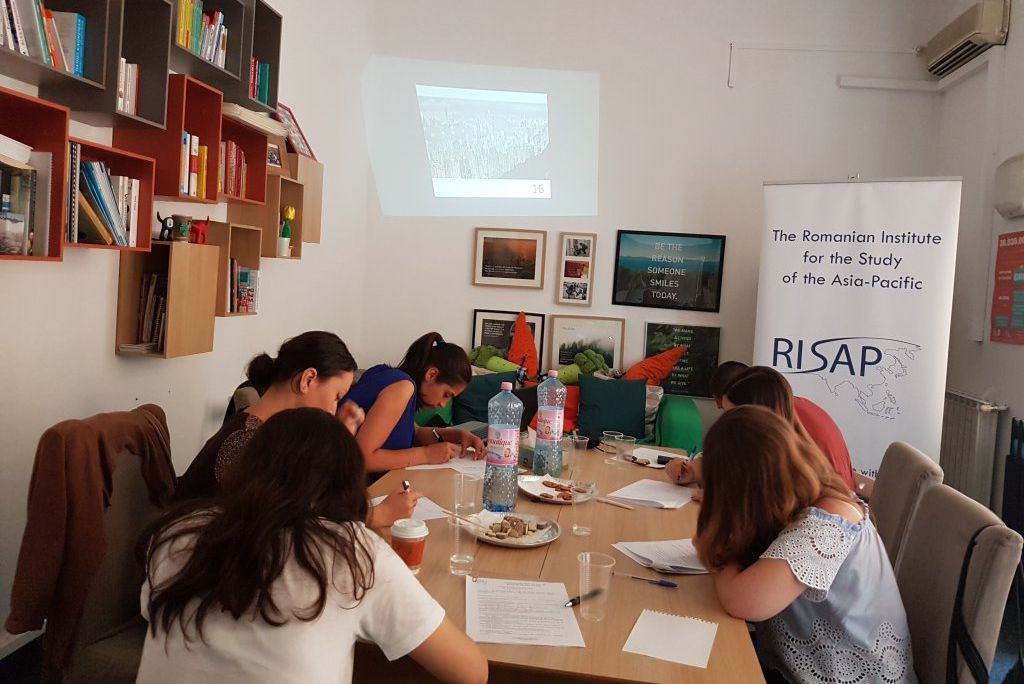 Workshop Internship RISAP 2017