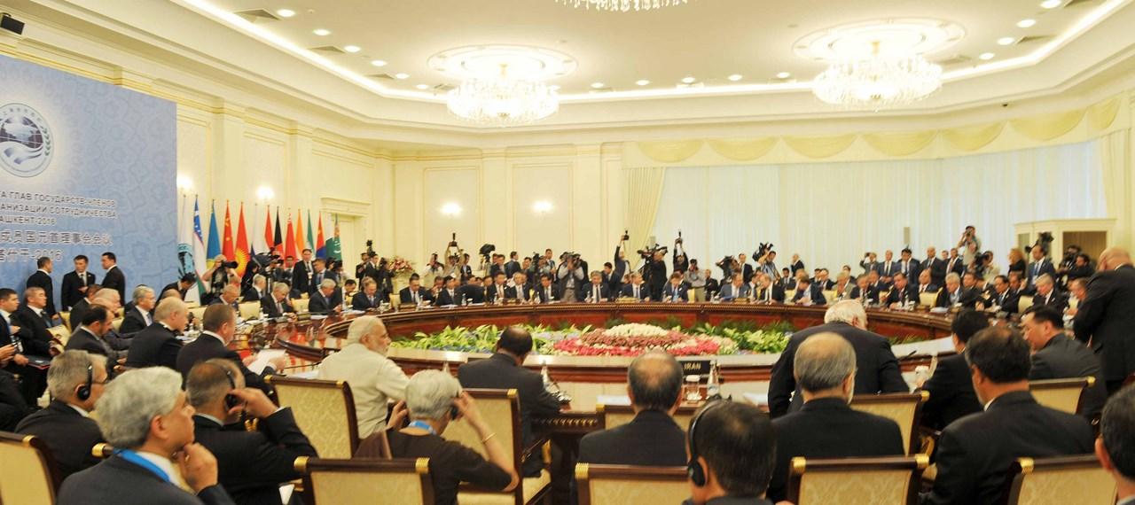 Summitul Organizației de Cooperare de la Shanghai din 2016