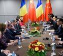 Dacian Cioloș și Li Keqiang la Summitul ASEM
