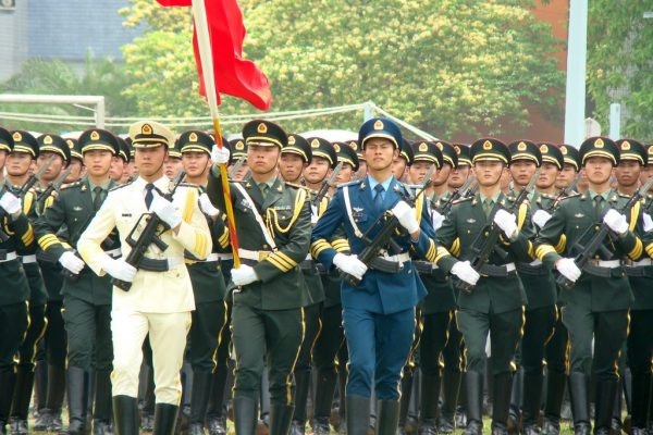 Soldați chinezi