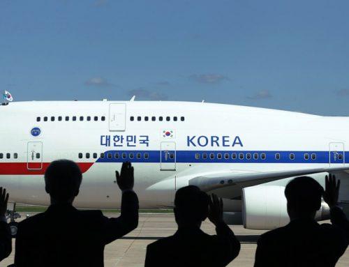 Demiterea președintei Coreei de Sud, Park Geun-hye