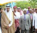 Salman al Arabiei Saudite în Maldive