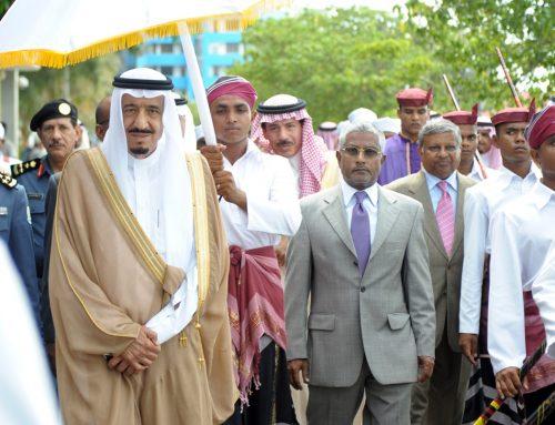 Regele Arabiei Saudite în vizită în Asia
