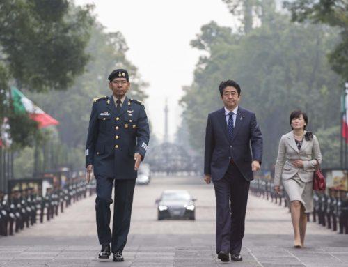 Shinzō Abe și scandalul imobiliar al grădiniței naționaliste