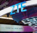 Stand al companiei chineze ZTE