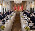 Donald Trump și Xi Jinping la summitul de la Mar-a-Lago