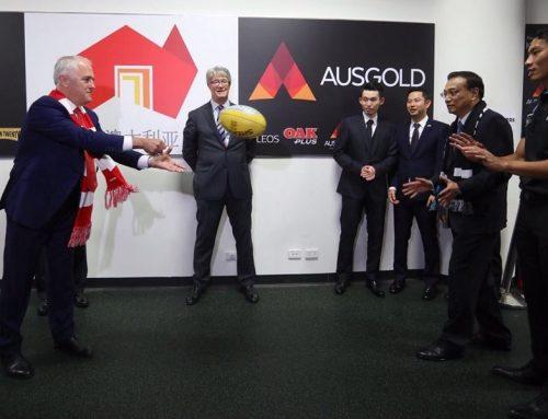 Aproape, dar încă departe: premierul chinez Li Keqiang în Australia