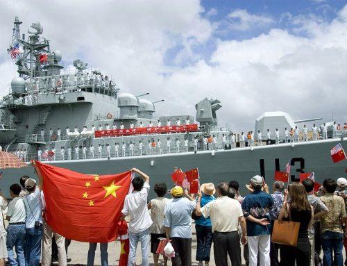China și aspirațiile unei puteri maritime