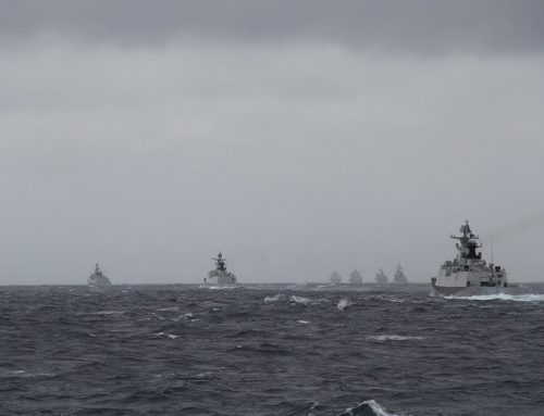 How China can drive the US out of the Asia-Pacific