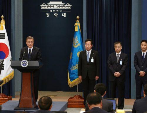 Coreea de Sud între scandaluri interne și nesiguranță externă
