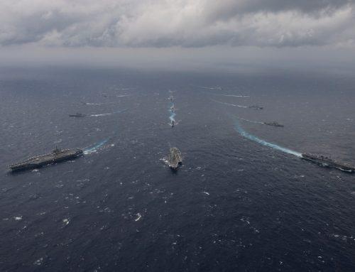 India, Japonia și SUA și exercițiile militare Malabar