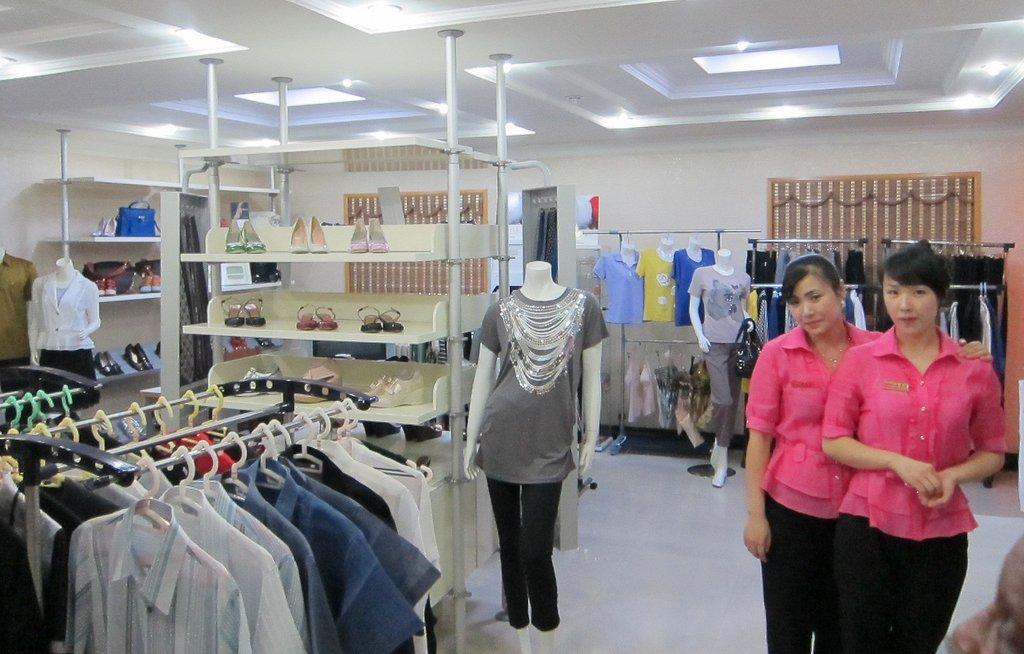 Magazin de haine în Phenian